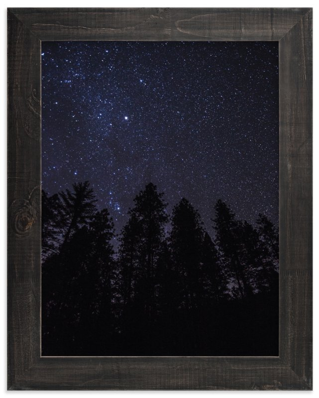 """Yosemite Stars"" - Art Print by Christian Florin in beautiful frame options and a variety of sizes."