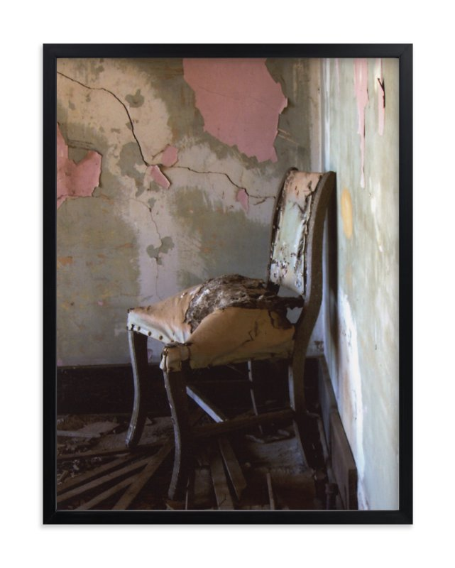 """Take a Seat"" - Art Print by Eric Eikenbary in beautiful frame options and a variety of sizes."