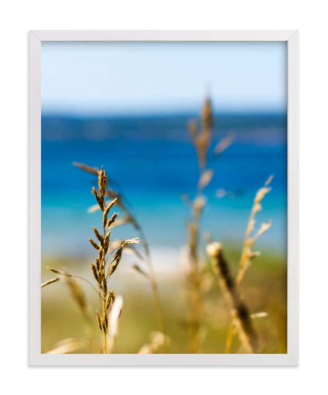 """""""Verano no.1"""" - Art Print by RedRedOrange in beautiful frame options and a variety of sizes."""