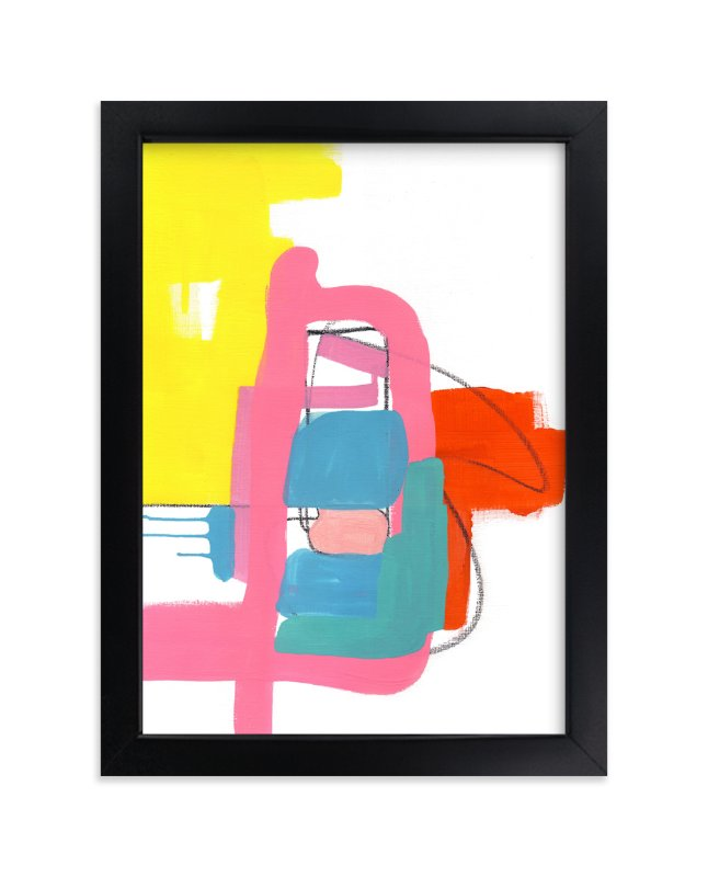 """Composition 2"" - Art Print by Jaime Derringer in beautiful frame options and a variety of sizes."