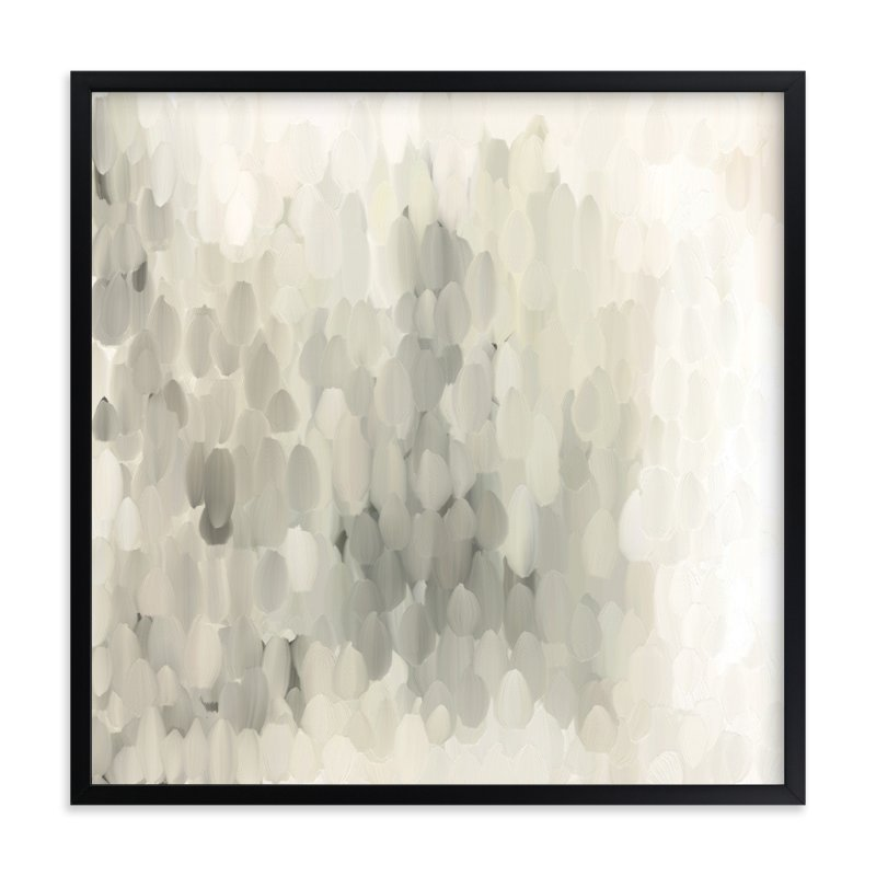 """Rain II"" - Art Print by Amy Hall in beautiful frame options and a variety of sizes."