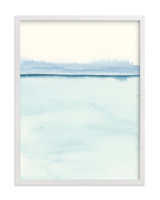 """""""Playa Two"""" - Limited Edition Art Print by Emily Magone in beautiful frame options and a variety of sizes."""