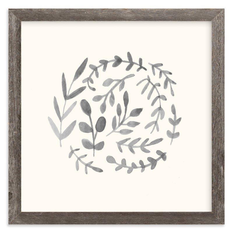 """""""Natural"""" - Art Print by Makewells in beautiful frame options and a variety of sizes."""
