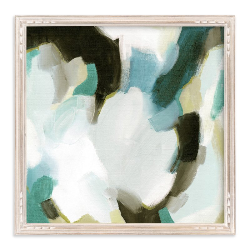 """Lush Composition"" - Art Print by Melanie Severin in beautiful frame options and a variety of sizes."