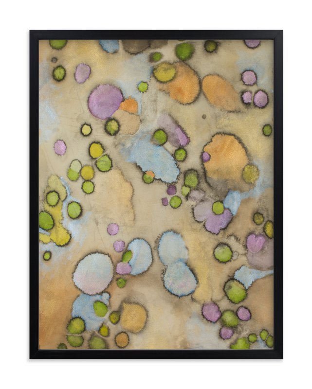 """Mindbug11"" - Art Print by Becky Kisabeth Gibbs in beautiful frame options and a variety of sizes."
