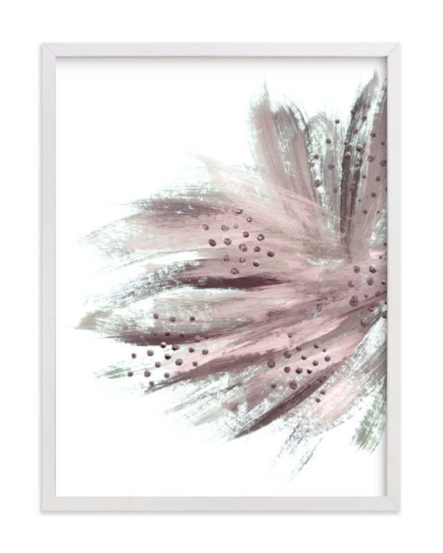 """Shining Statement"" - Art Print by Simona Cavallaro in beautiful frame options and a variety of sizes."