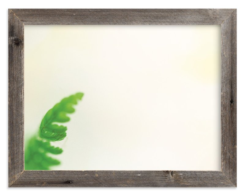 """Flowing Fern"" - Art Print by Smile Peace Love in beautiful frame options and a variety of sizes."