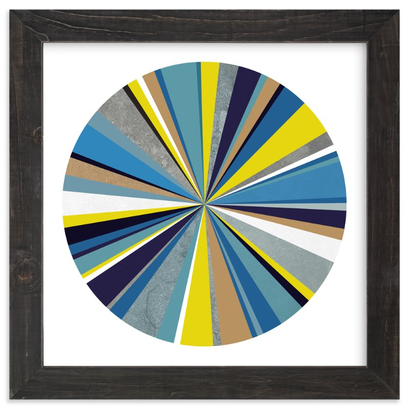 """Voyager"" - Art Print by Christina Flowers in beautiful frame options and a variety of sizes."