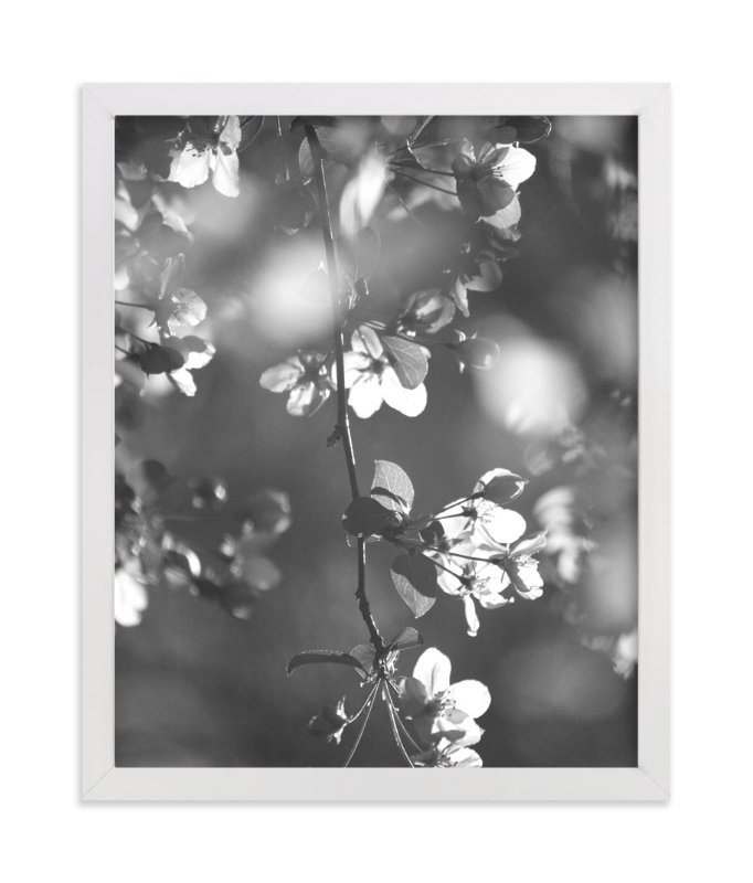 """Vintage Blossoms"" - Art Print by Heather M. Roberts in beautiful frame options and a variety of sizes."