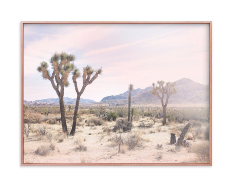 """Joshua Tree No. 10"" - Art Print by Wilder California in beautiful frame options and a variety of sizes."