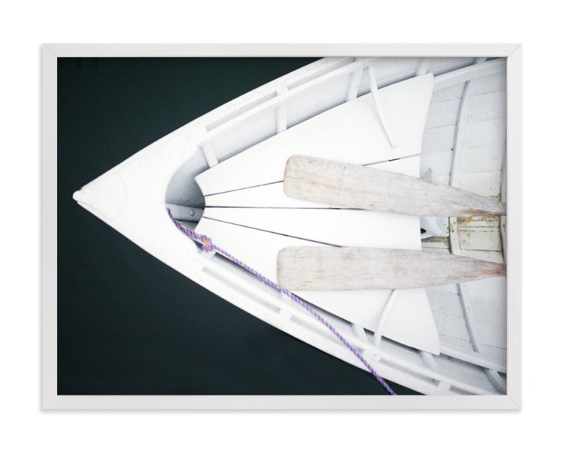 """Afloat"" - Art Print by Haley George in beautiful frame options and a variety of sizes."