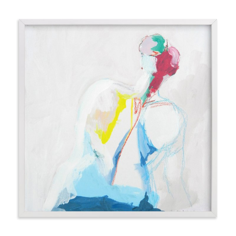 """Untitled No 5"" - Art Print by Andrea Whalen in beautiful frame options and a variety of sizes."