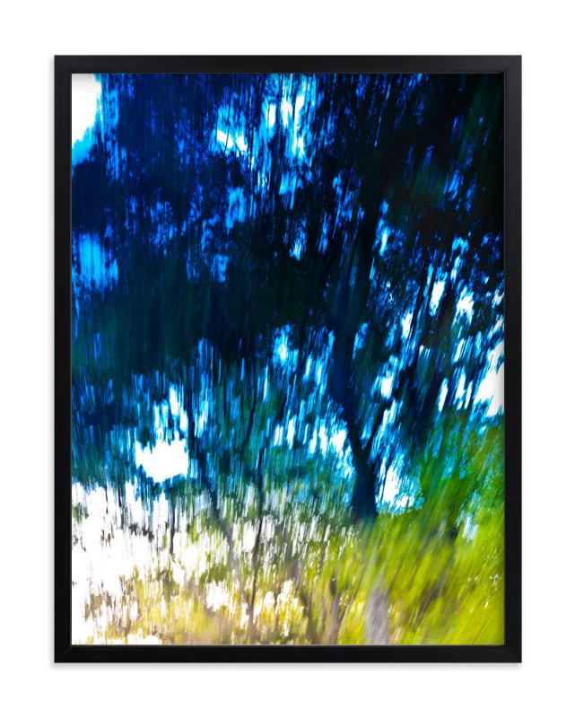 """Hand out the Window"" - Art Print by Linda Misiura in beautiful frame options and a variety of sizes."