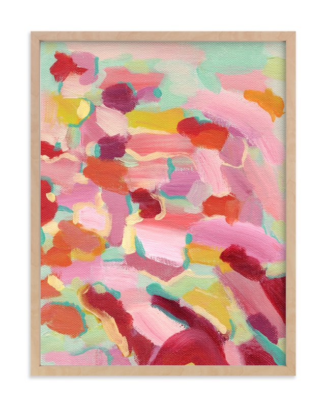 """""""Ruminate 1"""" - Art Print by Lindsay Megahed in beautiful frame options and a variety of sizes."""