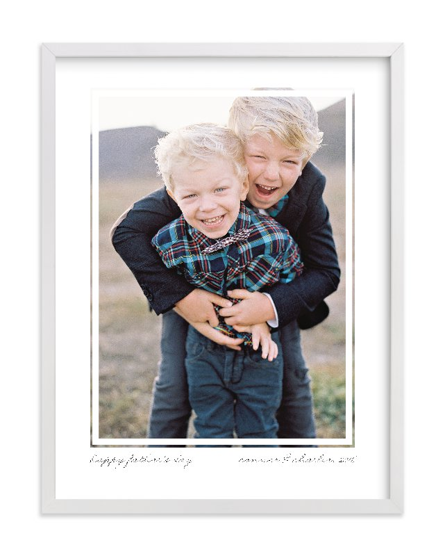 """""""Artifact"""" - Custom Photo Art Print by Snow and Ivy in beautiful frame options and a variety of sizes."""