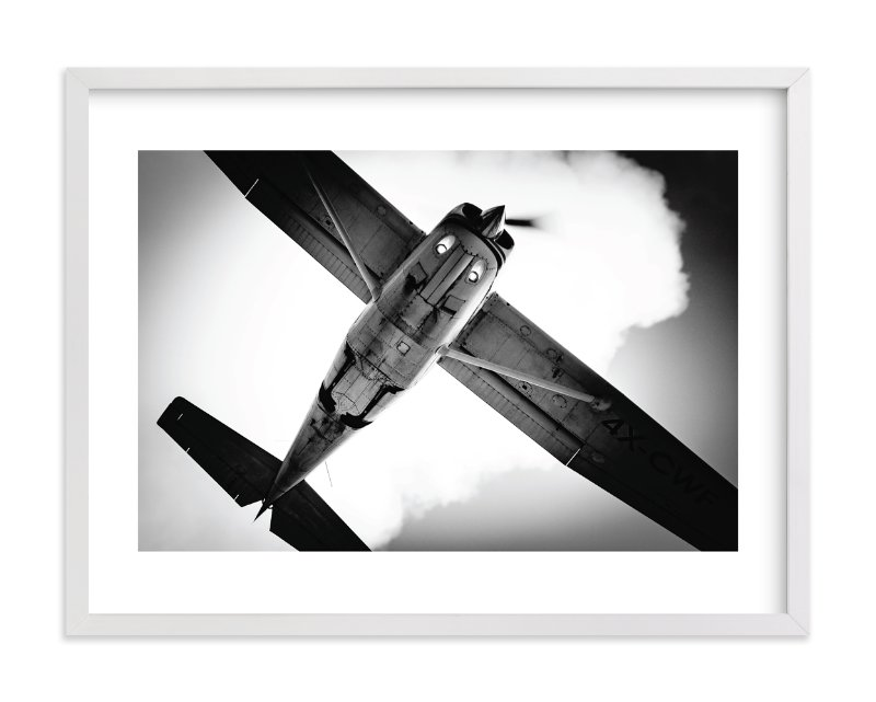 """""""4X-CWF"""" - Limited Edition Art Print by Tal Paz-Fridman in beautiful frame options and a variety of sizes."""
