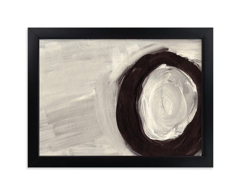"""""""Round and Round"""" - Art Print by Christiana Hudson in beautiful frame options and a variety of sizes."""