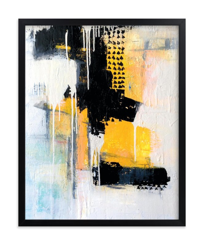 """""""Ides"""" - Art Print by Joe Barka in beautiful frame options and a variety of sizes."""