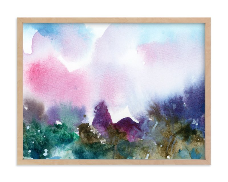 """Linger Longer III"" - Art Print by Lindsay Megahed in beautiful frame options and a variety of sizes."