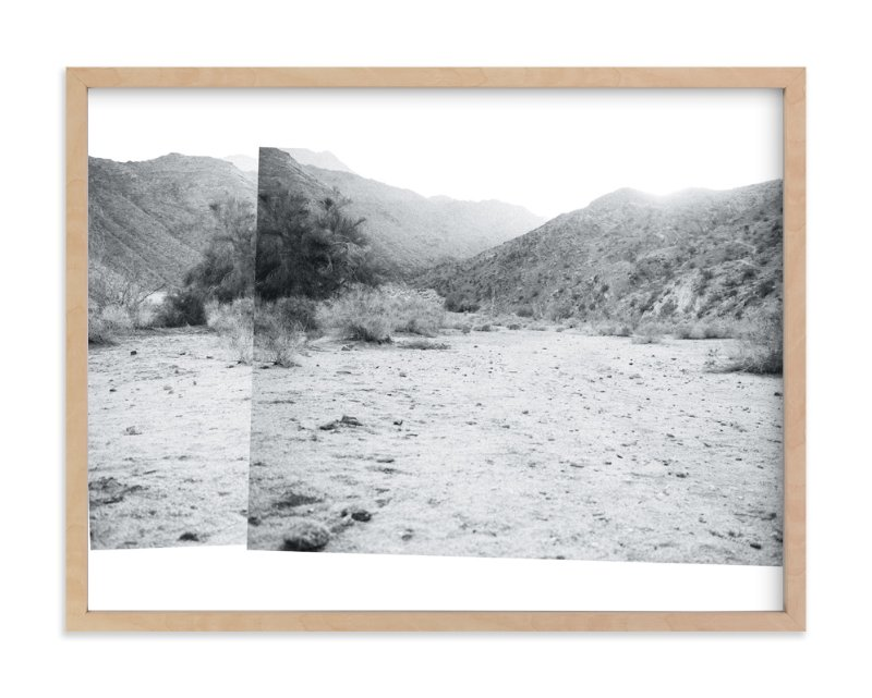 """desert diptych"" - Art Print by annie clark in beautiful frame options and a variety of sizes."