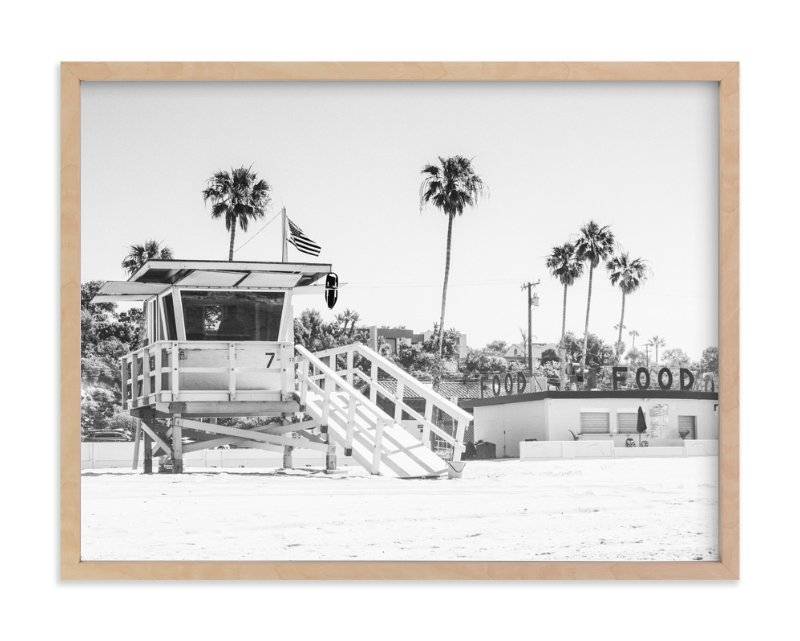zuma beach malibu no. 3 by Kamala Nahas