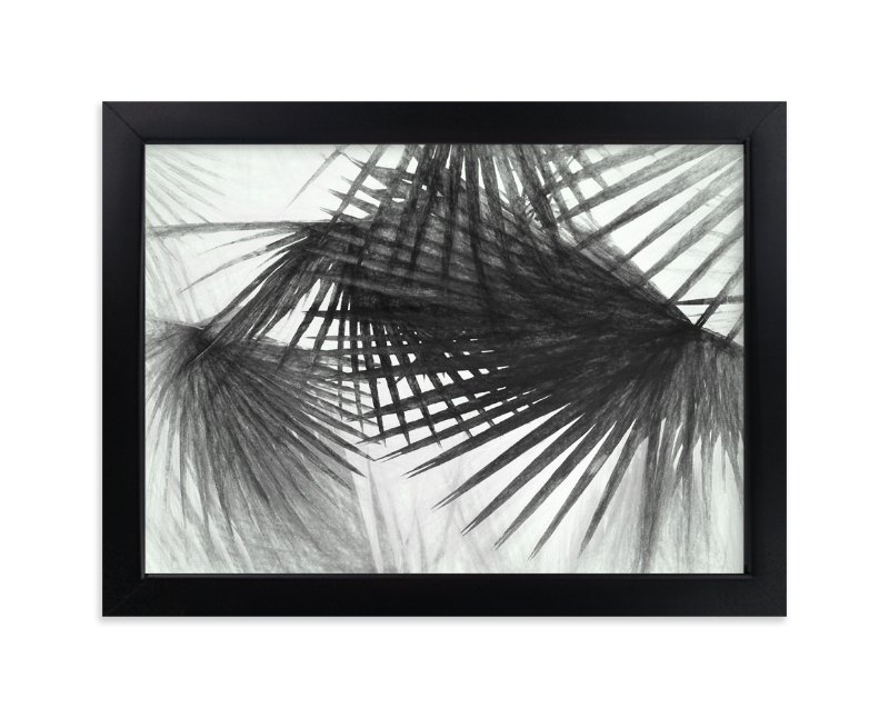 """""""Ghost Palms"""" - Art Print by Brian Lee in beautiful frame options and a variety of sizes."""