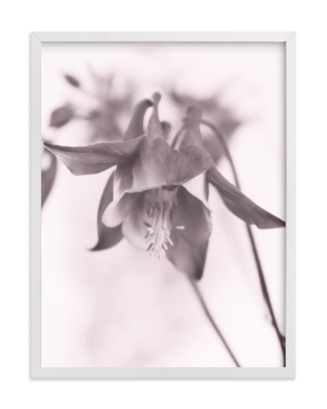 """Wild Blush I"" - Art Print by Karen Kaul in beautiful frame options and a variety of sizes."