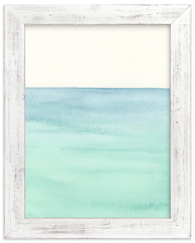 """Playa Four"" - Art Print by Emily Magone in beautiful frame options and a variety of sizes."