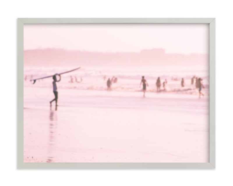 """Tamarindo"" - Art Print by Kaitlin Rebesco in beautiful frame options and a variety of sizes."