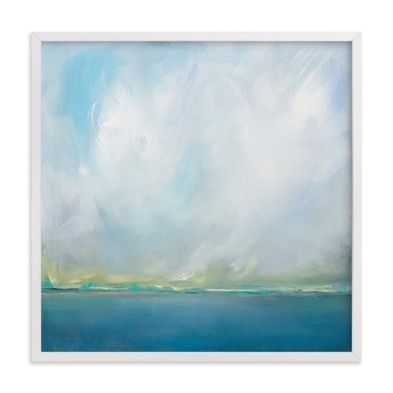 """""""Divinity"""" - Art Print by Julia Contacessi in beautiful frame options and a variety of sizes."""