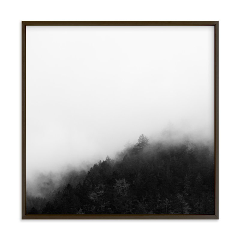 """Mystify"" - Art Print by Jessica Cardelucci Nugent in beautiful frame options and a variety of sizes."