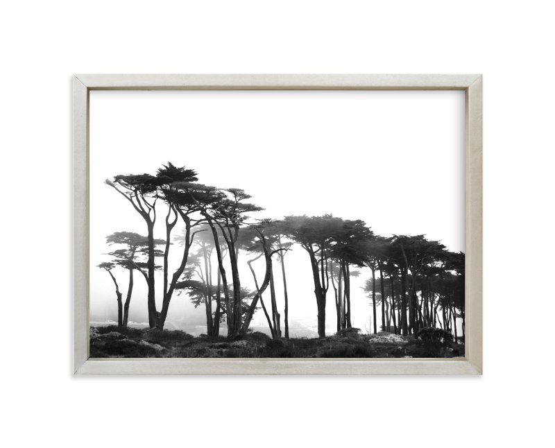 """""""Lands End"""" - Art Print by Tania View in beautiful frame options and a variety of sizes."""