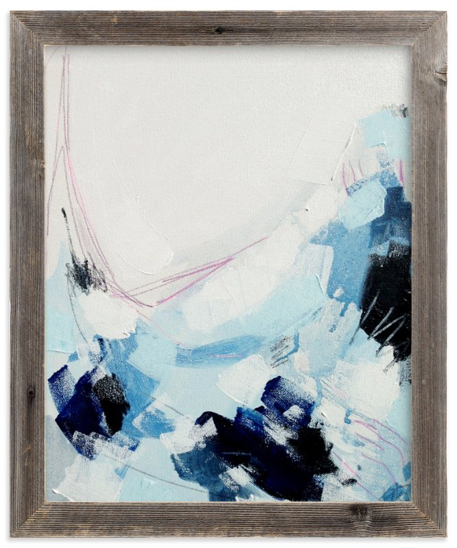 """""""Even Still"""" - Art Print by Katie Craig in beautiful frame options and a variety of sizes."""