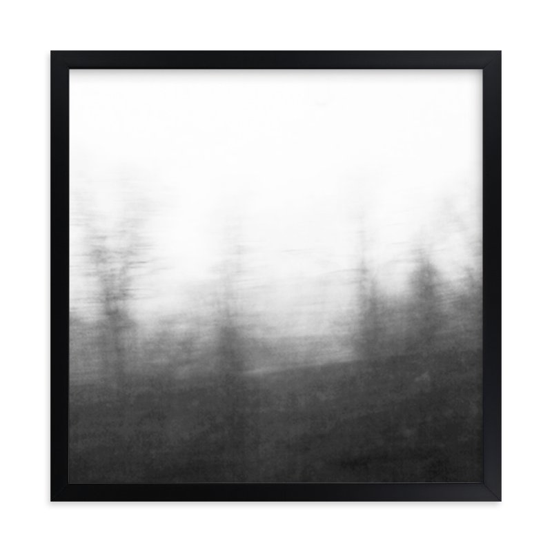 """""""Motion Series 2"""" - Art Print by Sally M. Olivier in beautiful frame options and a variety of sizes."""