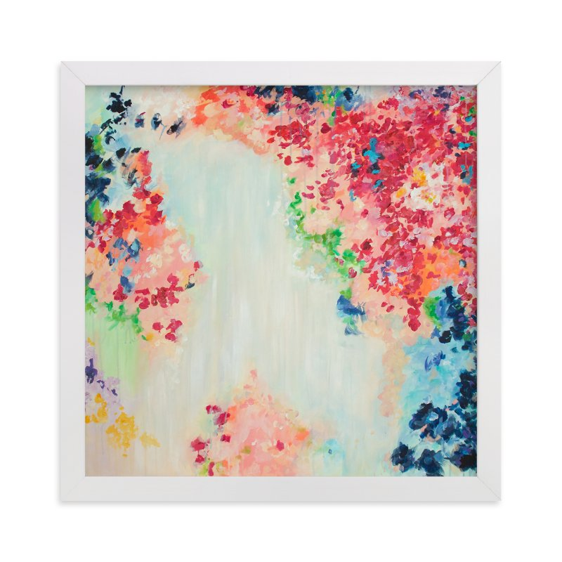 """Confetti"" - Art Print by Blair Culwell Staky in beautiful frame options and a variety of sizes."