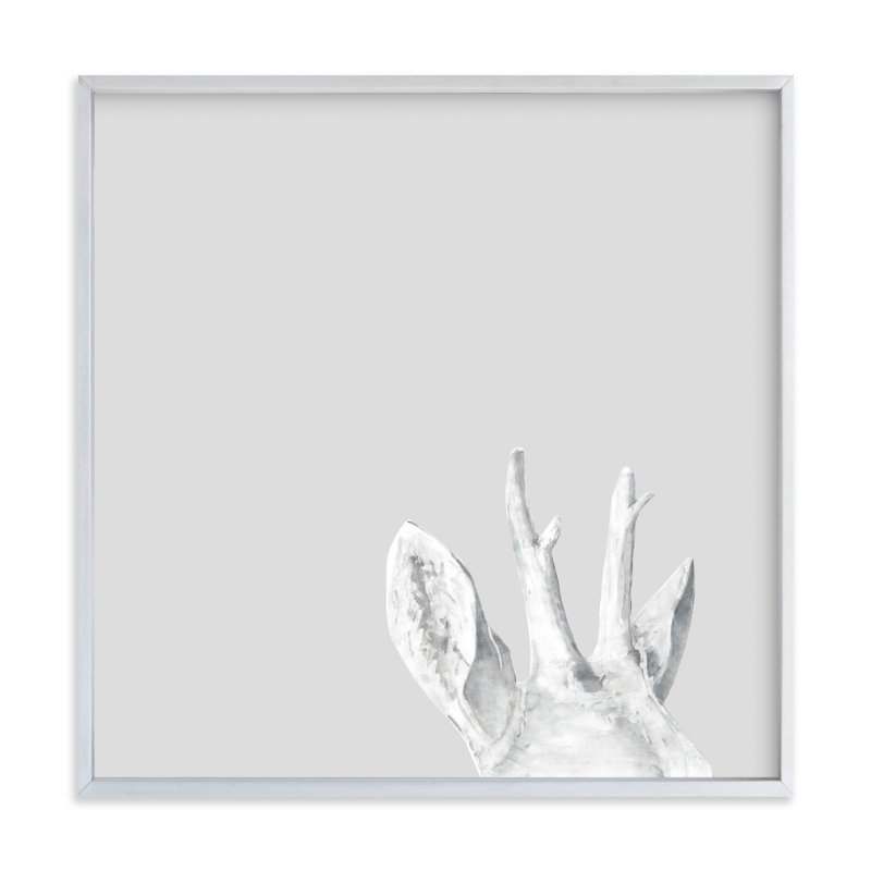 """A Twig Breaks"" - Art Print by Taylor H Wiedemann in beautiful frame options and a variety of sizes."