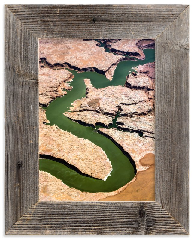 """""""The Grand Canyon"""" - Art Print by Elena Kulikova in beautiful frame options and a variety of sizes."""