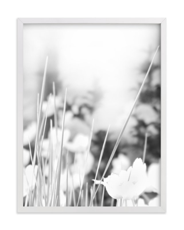 """Spring Romance"" - Art Print by Karen Kaul in beautiful frame options and a variety of sizes."