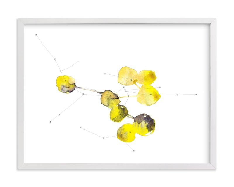 """Connection No. 2"" - Art Print by Kelly Ventura in beautiful frame options and a variety of sizes."