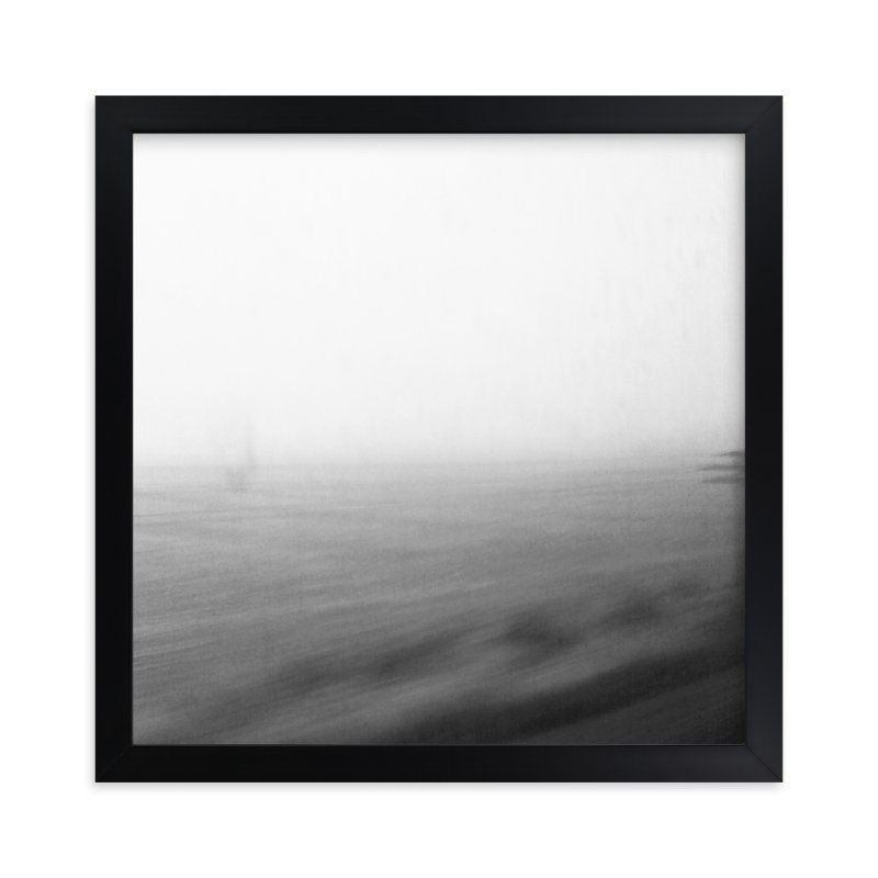 """""""Motion Series 3"""" - Art Print by Sally M. Olivier in beautiful frame options and a variety of sizes."""