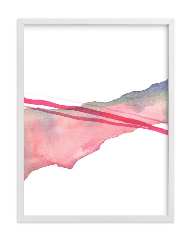 """Wash 03"" - Art Print by Milk and Marrow in beautiful frame options and a variety of sizes."
