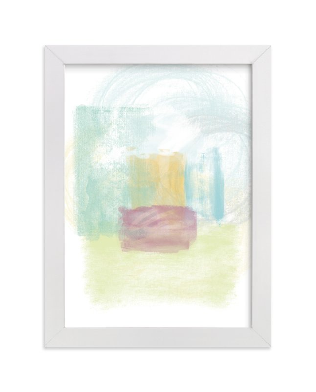 """bryant park"" - Art Print by pandercraft in beautiful frame options and a variety of sizes."