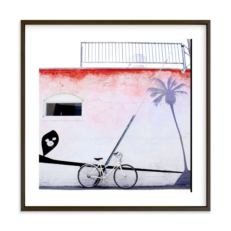 """""""Cruise"""" - Limited Edition Art Print by Calais Le Coq in beautiful frame options and a variety of sizes."""