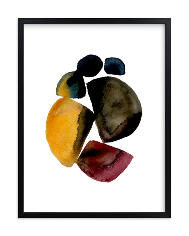 """""""Interim"""" - Art Print by Kiana Mosley in beautiful frame options and a variety of sizes."""