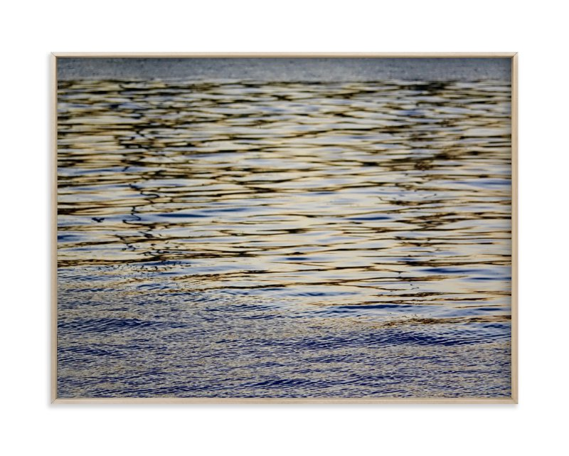 """""""Dreaming in Water 1"""" - Art Print by Jan Kessel in beautiful frame options and a variety of sizes."""