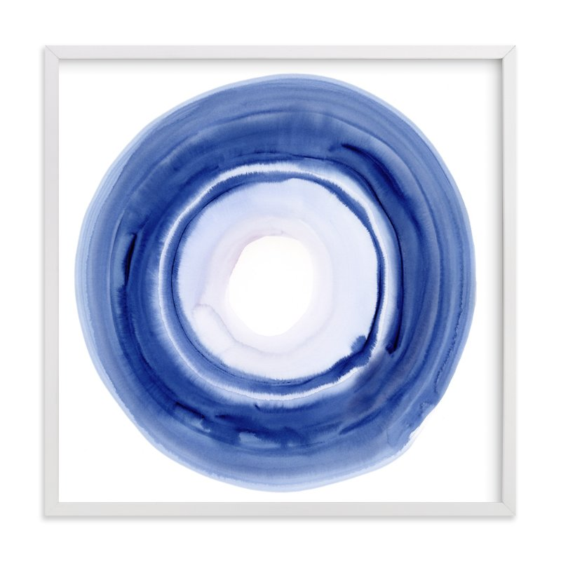 """""""Infinity Orb"""" - Art Print by Stephanie Ryan in beautiful frame options and a variety of sizes."""