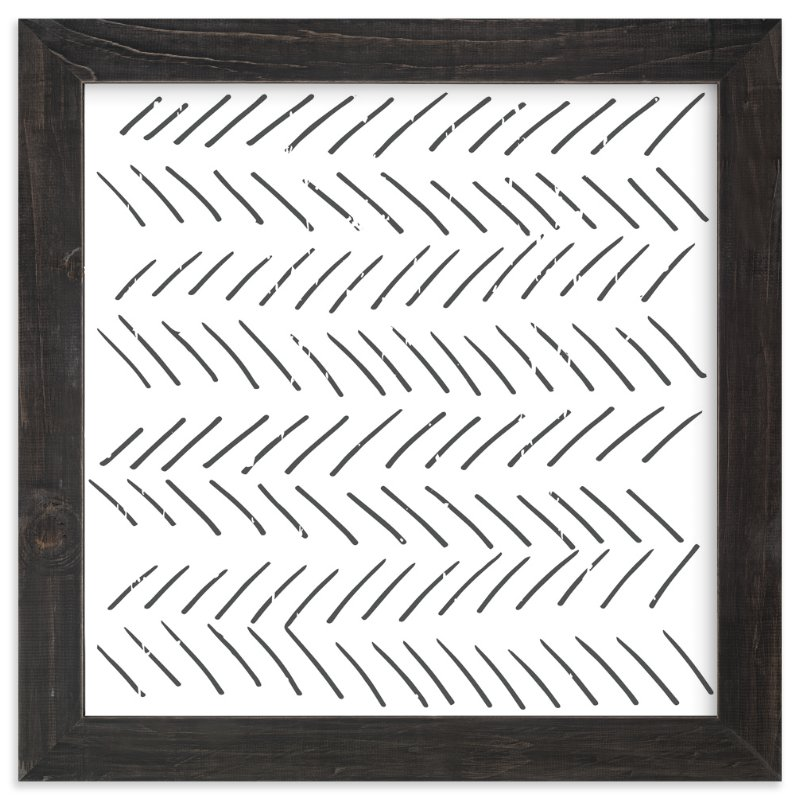 """""""Arrows"""" - Art Print by Waldo Press in beautiful frame options and a variety of sizes."""