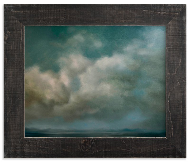 """""""A Slight Chance"""" - Art Print by Kelly Money in beautiful frame options and a variety of sizes."""