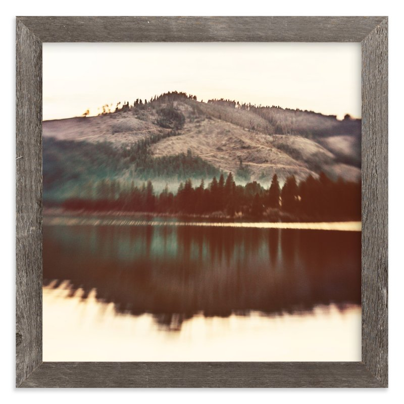 """""""Montana Respite"""" - Art Print by Stacy Kron in beautiful frame options and a variety of sizes."""