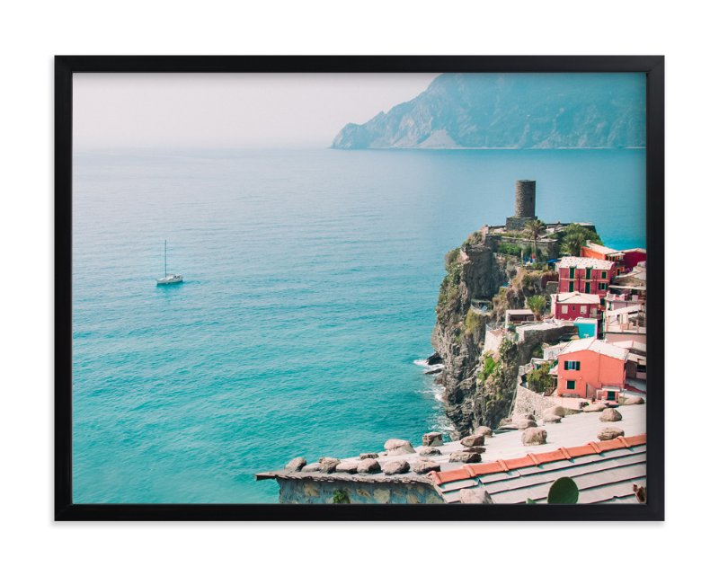 """""""Aquamarine"""" - Art Print by Lindsay Ferraris Photography in beautiful frame options and a variety of sizes."""